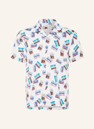Ted Baker Chocka Resorthemd Herren, Weiß