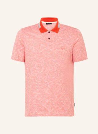 Ted Baker Dalmor Jersey-Poloshirt Herren, Orange