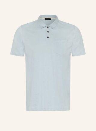 Ted Baker Distanc Jersey-Poloshirt Herren, Blau