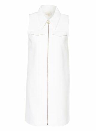 Ted Baker Elrosad Ausgestelltes Kleid Damen, Weiß