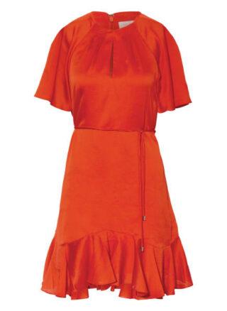 Ted Baker Elsieee Kleid in A-Linie Damen, Orange