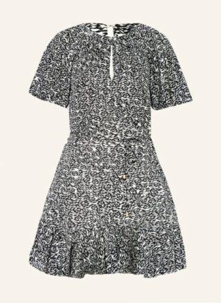 Ted Baker Jadiaa Ausgestelltes Kleid Damen, Schwarz
