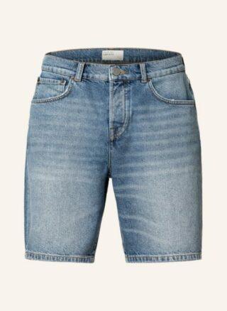 Ted Baker Lacemar Jeans-Shorts Herren, Blau