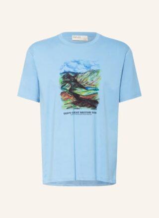 Ted Baker Marmte T-Shirt Herren, Blau
