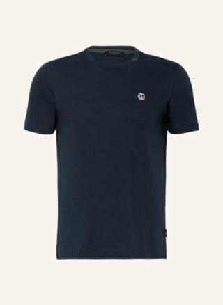 Ted Baker Oxford T-Shirt Herren, Blau