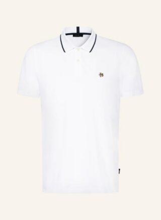 Ted Baker Pique-Poloshirt Herren, Weiß