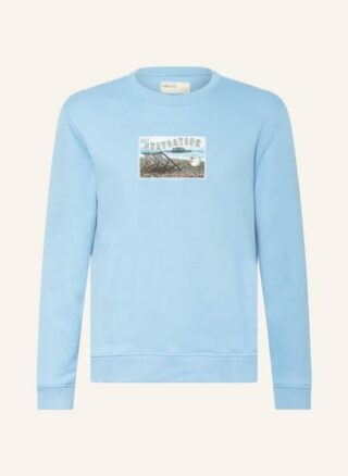 Ted Baker Propaa Sweatshirt Herren, Blau