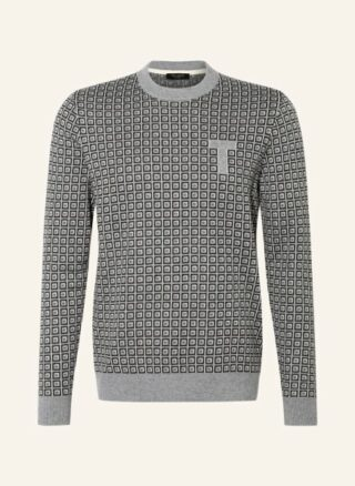 Ted Baker Sprin Sweatshirt Herren, Grau