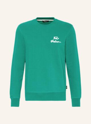 Ted Baker Trophey Sweatshirt Herren, Grün