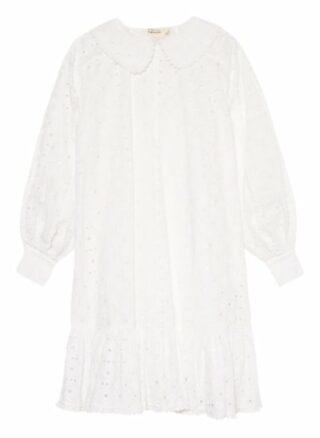 Ted Baker Vanilya Kleid in A-Linie Damen, Weiß