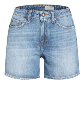 Tiger Of Sweden Minaa Jeans-Shorts Damen, Blau