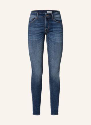 Tiger Of Sweden Slight Skinny Jeans Damen, Blau