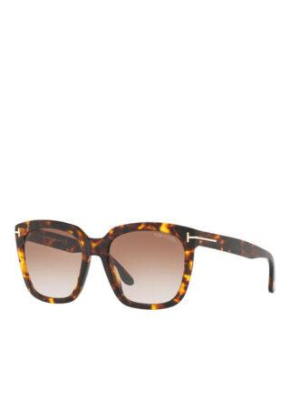 Tom Ford tr000806 Sonnenbrille Damen, Braun