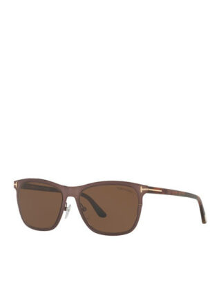 Tom Ford tr000894 Sonnenbrille Herren, Braun