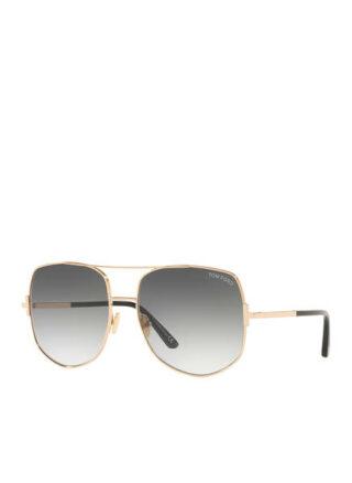 Tom Ford tr001209 Sonnenbrille Damen, Gold