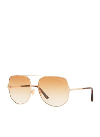 Tom Ford tr001209 Sonnenbrille Damen, Pink