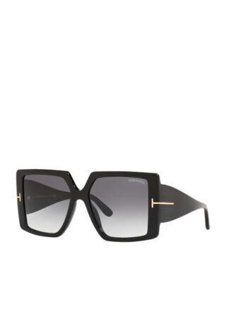 Tom Ford tr001210 Sonnenbrille Damen, Schwarz