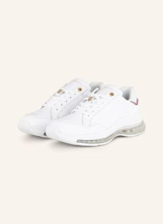 Tommy Hilfiger Plateau-Sneaker Damen, Weiß