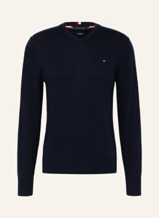 Tommy Hilfiger Pullover Herren, Blau