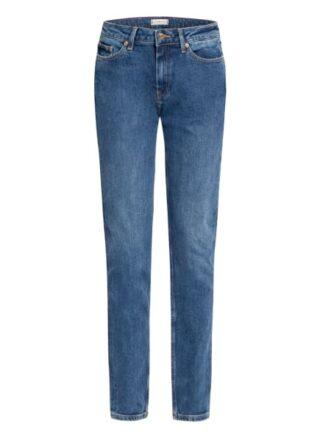 Tommy Hilfiger Rome Straight Leg Jeans Damen, Blau