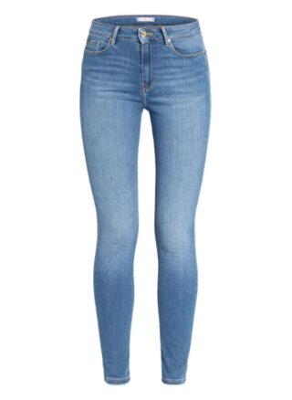 Tommy Hilfiger Th Flex Skinny Jeans Damen, Blau