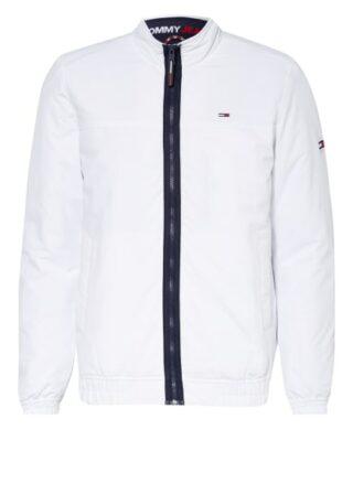 Tommy Jeans Blouson Herren, Weiß