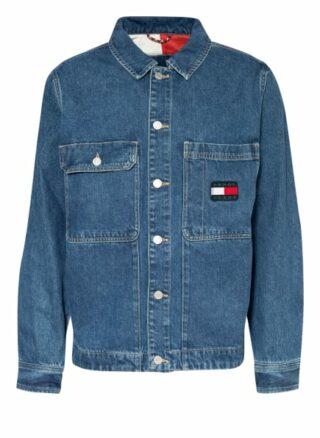 Tommy Jeans Jeansjacke Herren, Blau
