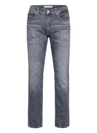 Tommy Jeans Scanton Slim Fit Jeans Herren, Schwarz