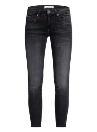 Tommy Jeans Scarlett Skinny Jeans Damen, Schwarz