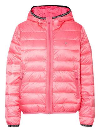 Tommy Jeans Steppjacke Damen, Pink