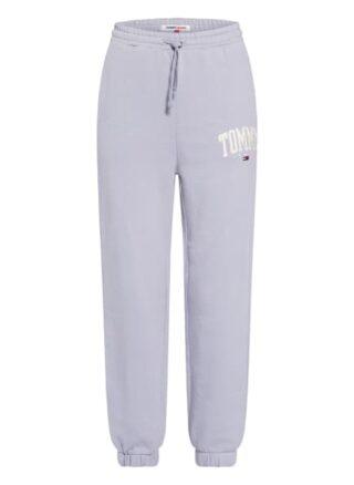 Tommy Jeans Sweatpants Damen, Lila