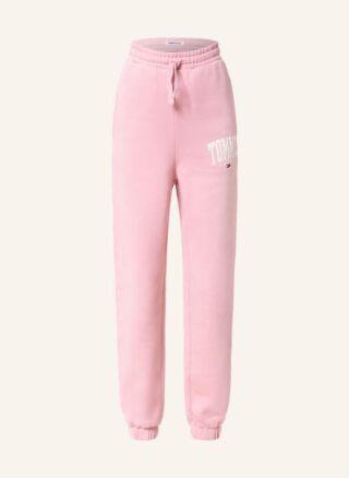 Tommy Jeans Sweatpants Damen, Pink