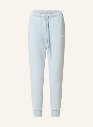 True Religion Classic 3/4-Sweatpants Damen, Blau