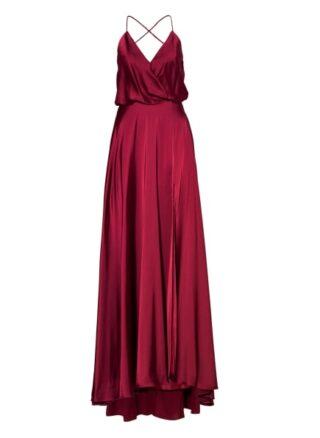 Unique Abendkleid Damen, Rot