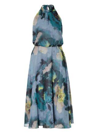 V by Vera Mont Ausgestelltes Kleid Damen, Blau