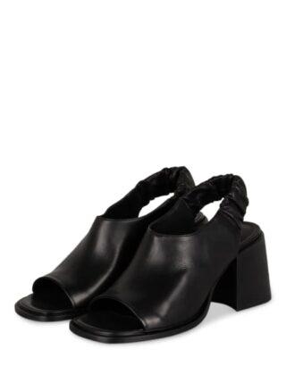 VIC MATIÉ Sandaletten Damen, Schwarz