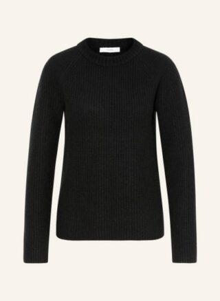 VINCE Cashmere-Pullover Damen, Schwarz