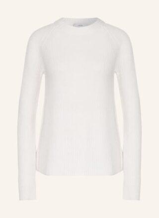 VINCE Cashmere-Pullover Damen, Weiß