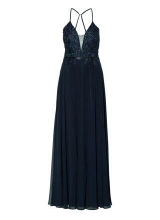 VM VERA MONT Abendkleid Damen, Blau