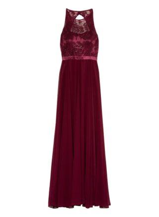 VM VERA MONT Abendkleid Damen, Rot