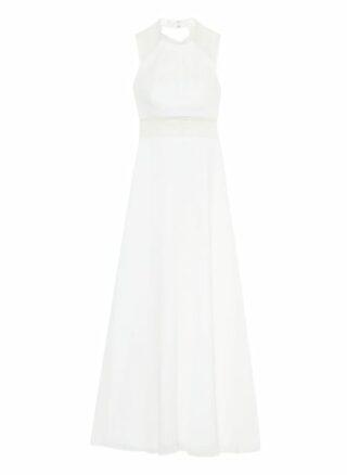 VM VERA MONT Abendkleid Damen, Weiß