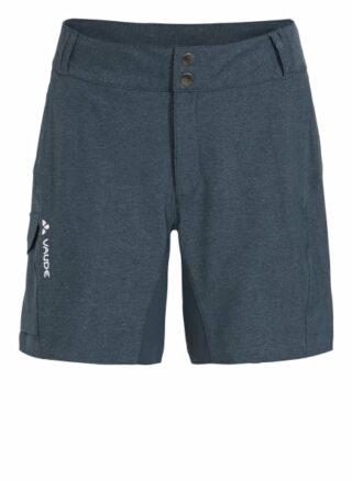 Vaude Shorts Damen, Blau