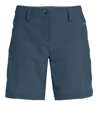 Vaude W Skomer Sts Iii Shorts Damen, Blau