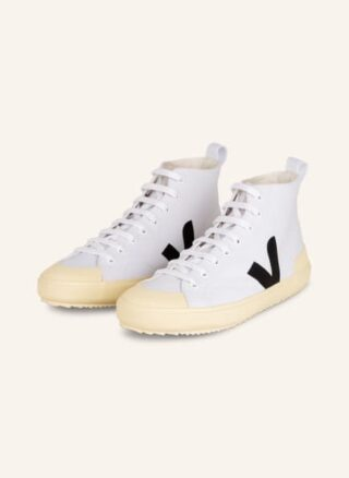 Veja Nova Hightop-Sneaker Herren, Weiß