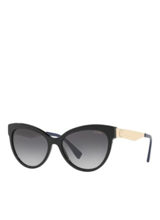 Versace Sonnenbrille Damen, Schwarz