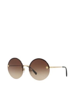 Versace ve2176 Sonnenbrille Damen, Gold