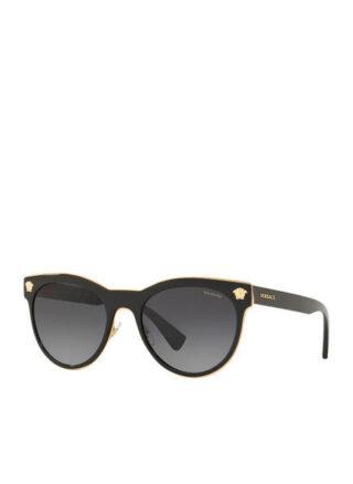 Versace ve2198 Sonnenbrille Damen, Schwarz
