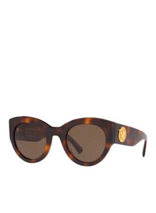 Versace ve4353 Sonnenbrille Damen, Braun