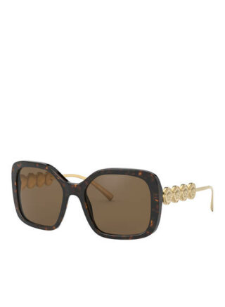 Versace ve4375 Sonnenbrille Damen, Braun