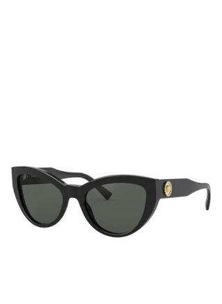 Versace ve4381b Sonnenbrille Damen, Schwarz
